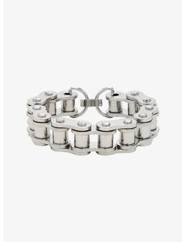 Bike Chain Bracelet by Hot Topic