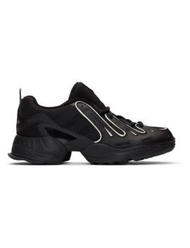 Baskets Noires E G by Adidas Originals
