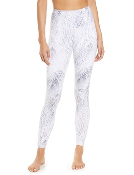 Live In High Waist Ankle Performance Leggings by Zella