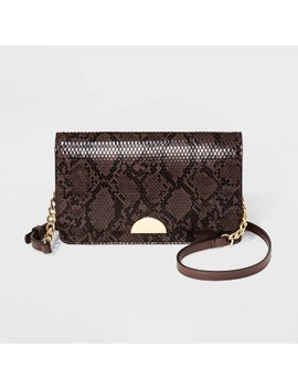 Flap Crossbody Bag   A New Day™ by A New Day