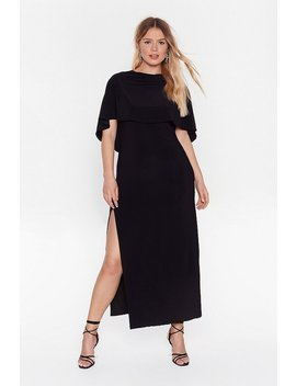 Fallen Angel Plus Maxi Dress by Nasty Gal
