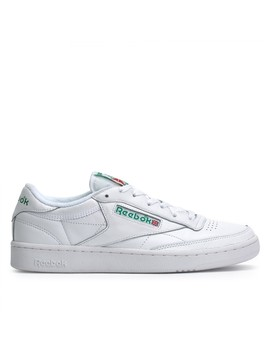 Reebok Club C 85 Archive (White/Green) by Dover Street Market