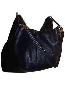 Smooth Leather Crossbody Bag Leather Handbag by Coach