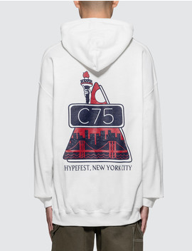 Ny State Of Mind Hoodie by Club 75