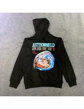 Travis Scott Astro World I Don't Want To Wake Up Tour Hoodie Men Women Sweatshirt High Quality Sweatshirts Astroworld Pullover by Ali Express.Com
