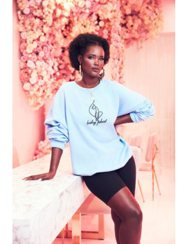 Plus Size Baby Phat Sweatshirt by Forever 21