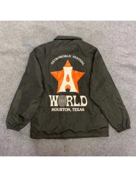 Travis Scott Astroworld Festival Tour Jacket Women Men 1:1 High Quality Waterproof Windbreaker Outerwear & Coats Jackets by Ali Express.Com