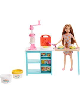 Barbie Stacie Cooking & Baking Breakfast Chef Doll & Playset by Barbie