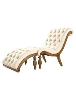 Bellagio Classic Tufted Chaise Lounge With Ottoman By I Nspire Q Artisan   Beige by I Nspire Q