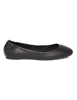 Kora Leather Flats by Kate Spade New York