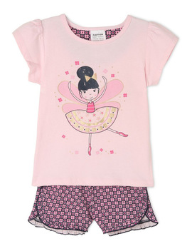 Fairy Ballerina Pyjama by Milkshake