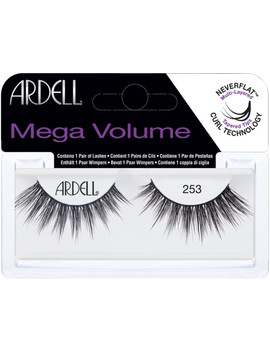 Lash Mega Volume #253 by Ardell