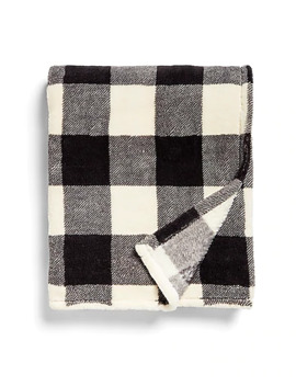 Plaid Blanket by Express