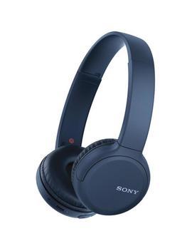 Sony Ch510 Wireless On Ear Headphones (Blue) by Sony