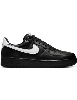 Air Force 1 Low Qs Black White by Stock X