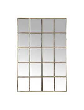 Gold Square Pane Mirror, 23.6x35.4 In. by Kirkland's