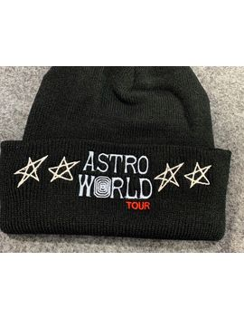 19 Ss Astroworld Hats Men Woman New Beanie Knitted Embroidery Astroworld Hat Caps Warmer Wish You Were Here Bonnet Casual Cap by Ali Express.Com