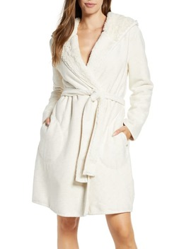 Portola Reversible Hooded Robe by Ugg®