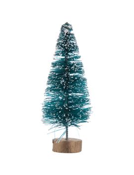 Mini Frosted Trees   Large by Hobby Lobby