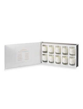 Williams Sonoma 10 Piece Votive Candle Set by Williams   Sonoma