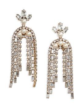 Crystal Waterfall Earrings by Stella & Dot