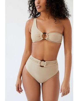 Ellejay Carmen High Waisted Bikini Bottom by Ellejay