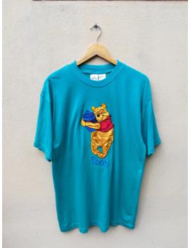 Disney Winnie The Pooh Tee by Vintage  ×  Disney  ×  Cartoon Network  ×