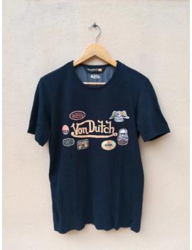 Von Dutch T Shirt by Von Dutch  ×