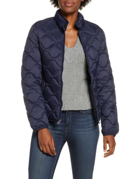 Selda Packable Water Resistant Quilted Jacket by Ugg®