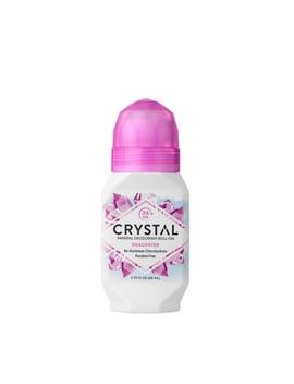 Crystal 24hr Unscented Deodorant Roll On   2.25 Fl Oz by Crystal