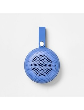 Heyday™ Round Portable Bluetooth Speaker With Loop by Heyday