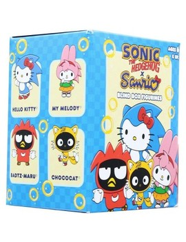 Toynami, Inc. Sonic The Hedgehog Sanrio Blind Boxed Mini Figure by Sonic The Hedgehog