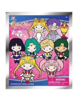 3 D Figural Keyring Sailor Moon Series 2 Mystery Pack by Monogram International