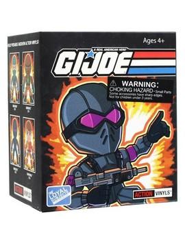 """The Loyal Subjects G.I.Joe Blind Box 3"""" Action Vinyls Series 2, One Random by G.I. Joe"""