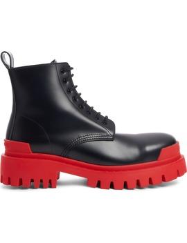 Combat Boot by Balenciaga