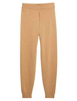 Whipstitch Cashmere Lounge Pants by Theory
