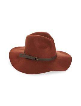 Felted Wool Hat by Treasure & Bond