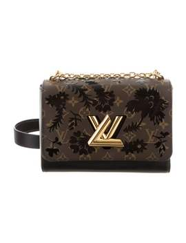 2017 Monogram Blossom Twist Mm by Louis Vuitton