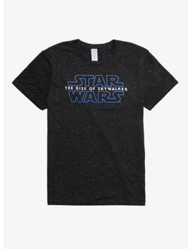 Our Universe Star Wars: The Rise Of Skywalker Title T Shirt by Hot Topic