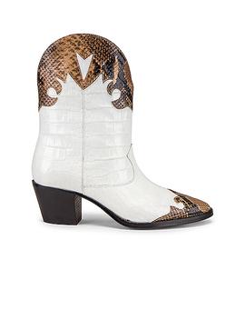 Python Moc Coco Texano Boot by Paris Texas