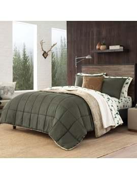 Eddie Bauer Sherwood Green Comforter Set   King   Sherwood Green by Eddie Bauer