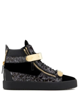 Coby Sneakers by Giuseppe Zanotti
