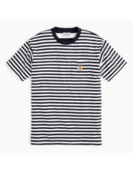 Carhartt® Work In Progress Striped Pocket T Shirt by Carhartt