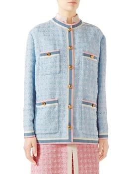 Tweed Jacket by Gucci