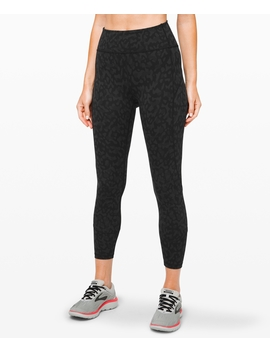 "In Movement Tight 25"" Everlux Everlux™ by Lululemon"