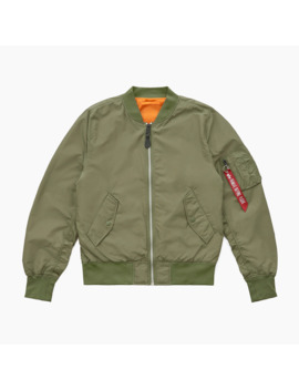 Alpha Industries® L 2 B Scout Jacket by Alpha Industries