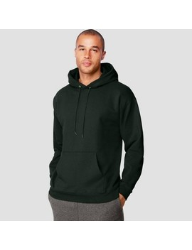 Hanes Men's Ultimate Cotton Pullover Hooded Sweatshirt by Hanes