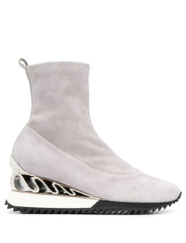 Reiko Wave Sneakers by Le Silla