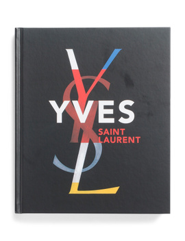 Yves St Laurent Book by Tj Maxx