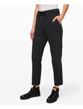 On The Fly 7/8 Pant Full On™ Luxtreme by Lululemon